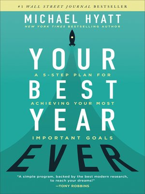 cover image of Your Best Year Ever