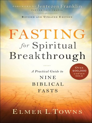 cover image of Fasting for Spiritual Breakthrough