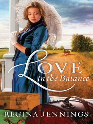 cover image of Love in the Balance