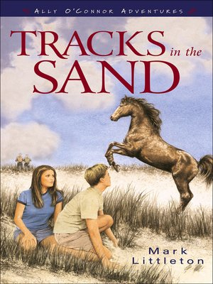 cover image of Tracks in the Sand