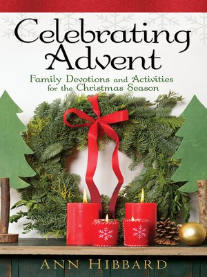 cover image of Celebrating Advent