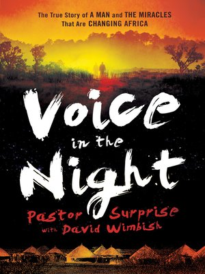 cover image of Voice in the Night