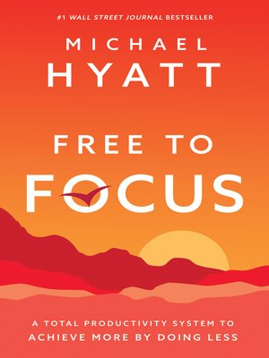 cover image of Free to Focus