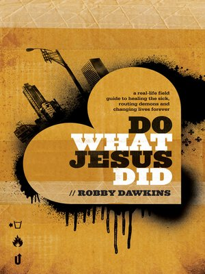 cover image of Do What Jesus Did
