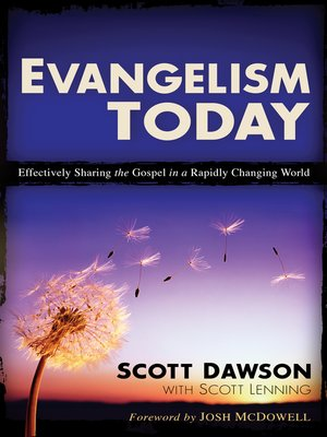cover image of Evangelism Today