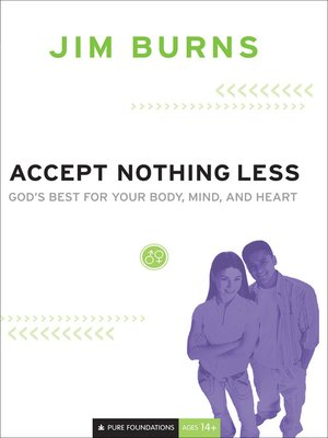 cover image of Accept Nothing Less