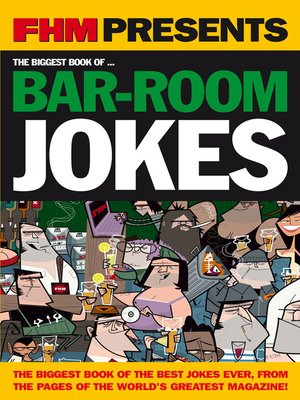 cover image of FHM Biggest Bar-room Jokes