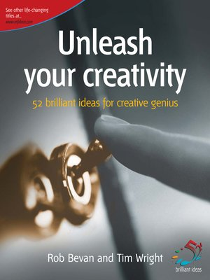 cover image of Unleash Your Creativity