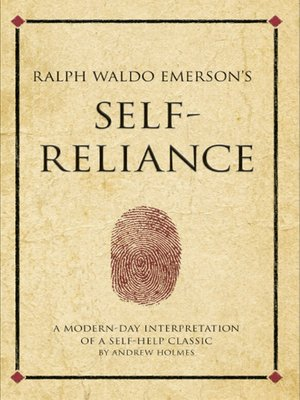 cover image of Ralph Waldo Emerson's Self Reliance