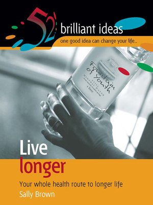cover image of Live Longer