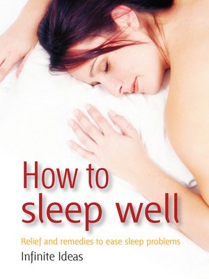 cover image of How to Sleep Well