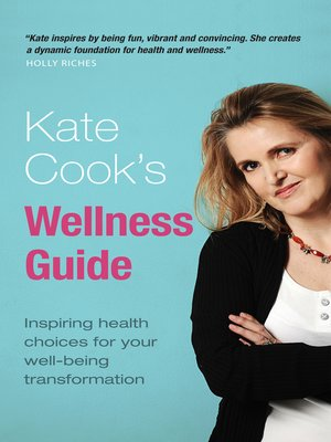 cover image of Kate Cook's Wellness Guide