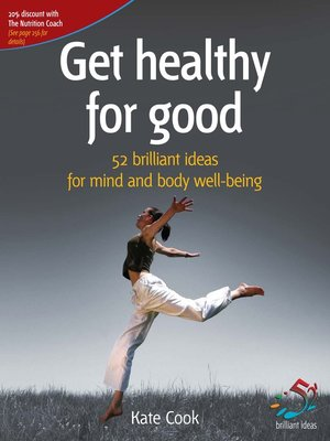 cover image of Get Healthy for Good