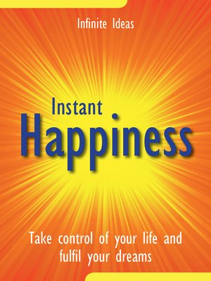 cover image of Instant Happiness