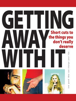 cover image of Getting Away with It