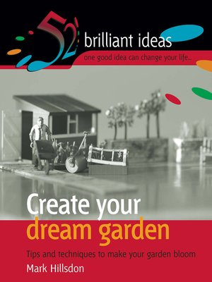 cover image of Create Your Dream Garden