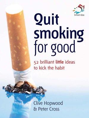 cover image of Quit Smoking for Good