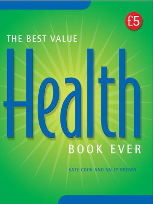 cover image of The Best Value Health Book Ever!