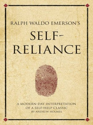 cover image of Ralph Waldo Emerson's Self-Reliance