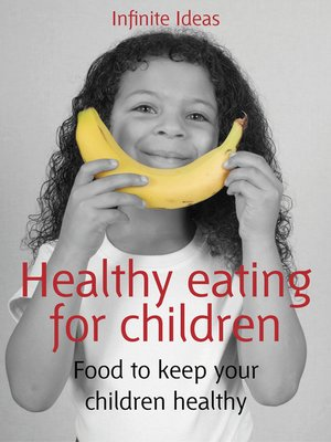 cover image of Healthy Eating for Children