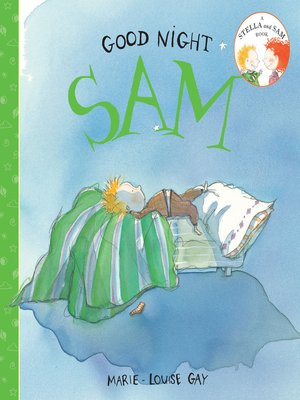 cover image of Good Night, Sam
