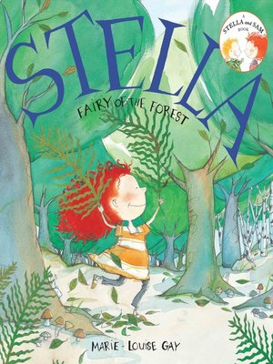 cover image of Stella, Fairy of the Forest