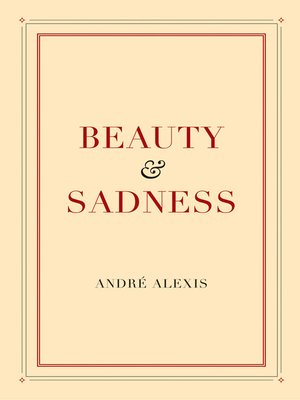 cover image of Beauty & Sadness