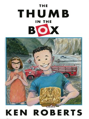 cover image of The Thumb in the Box