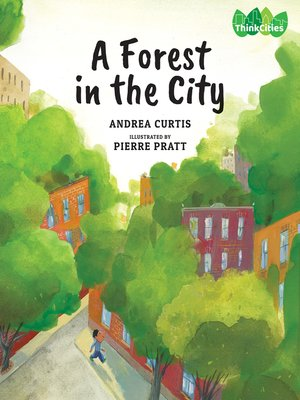 cover image of A Forest in the City