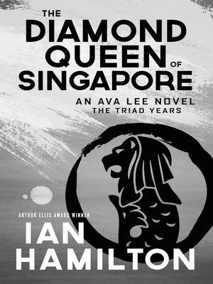 cover image of The Diamond Queen of Singapore