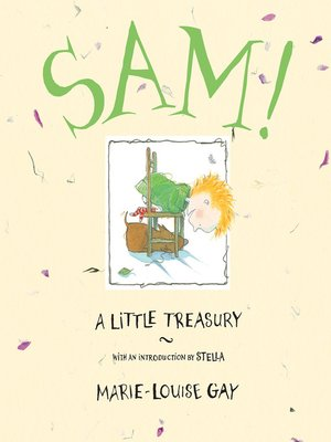 cover image of Sam!