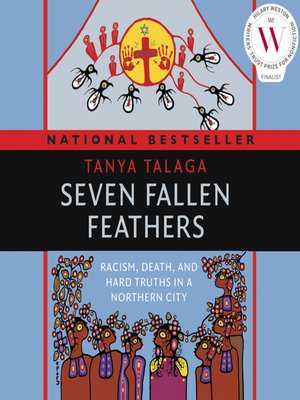 cover image of Seven Fallen Feathers