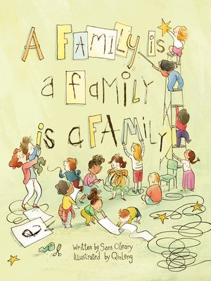 cover image of A Family Is a Family Is a Family