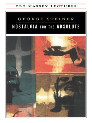 cover image of Nostalgia for the Absolute