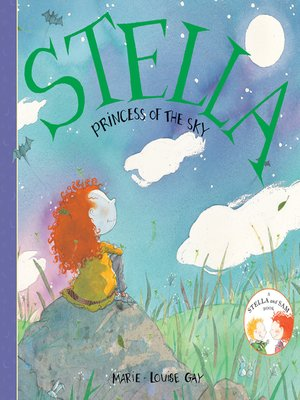 cover image of Stella, Princess of the Sky