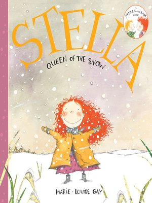 cover image of Stella, Queen of the Snow