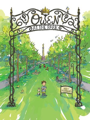 cover image of Owen at the Park