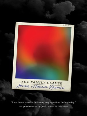 cover image of The Family Clause