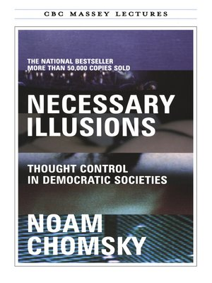 cover image of Necessary Illusions