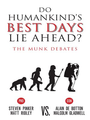 cover image of Do Humankind's Best Days Lie Ahead?