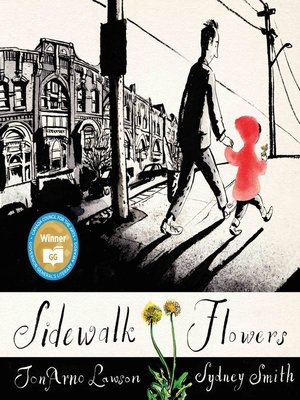 cover image of Sidewalk Flowers
