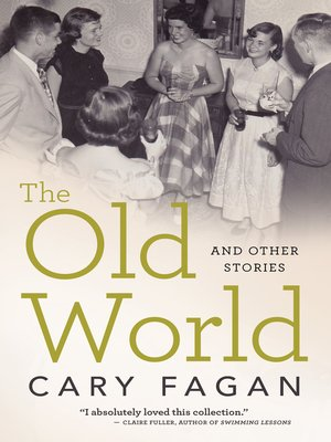 cover image of The Old World and Other Stories