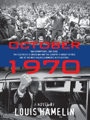 cover image of October 1970
