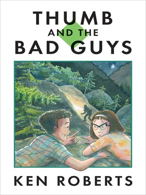 cover image of Thumb and the Bad Guys