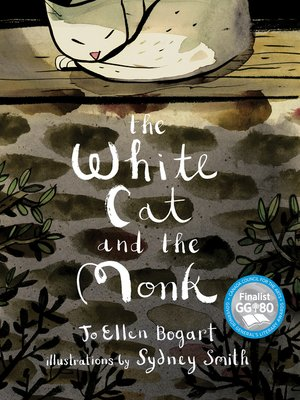 cover image of The White Cat and the Monk