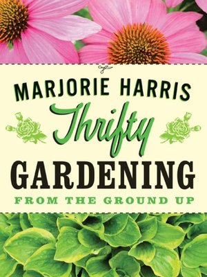 cover image of Thrifty Gardening