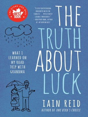 cover image of The Truth About Luck
