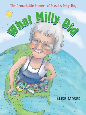 cover image of What Milly Did