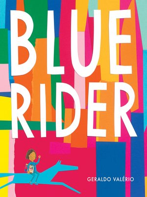 cover image of Blue Rider
