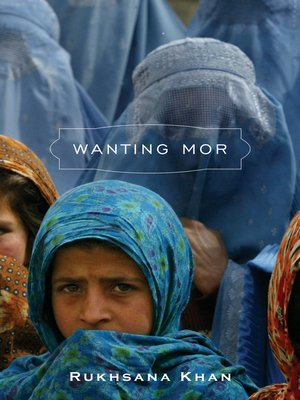 cover image of Wanting Mor